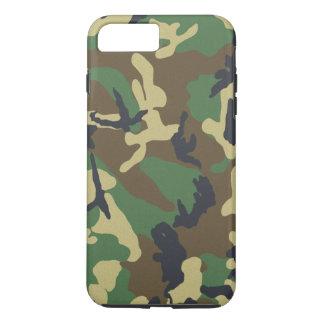 Militär tarnt Muster iPhone 8 Plus/7 Plus Hülle