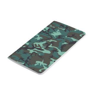 Militär tarnt taschennotizbuch