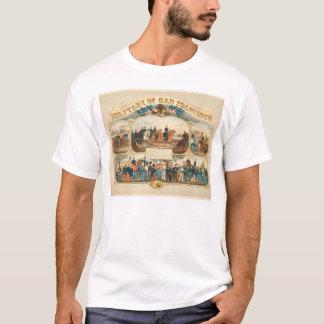 Militär von San Francisco (0064A) T-Shirt