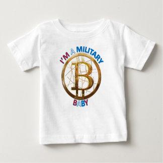 MilitärBitcoin Baby-Kleid Baby T-shirt