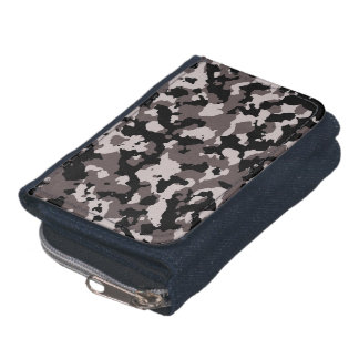 Militärbrown-Tarnungs-Muster