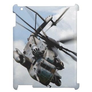Militärhubschrauber iPad Hülle