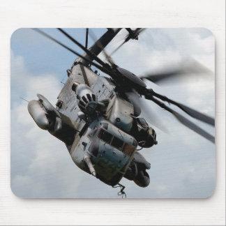 Militärhubschrauber Mousepads