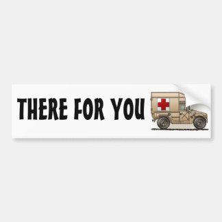 Militärhummer-Krankenwagen-Autoaufkleber TFY Autoaufkleber