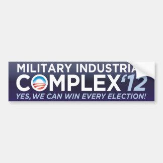 Militärisch-industrieller Komplex-Autoaufkleber 20 Autoaufkleber