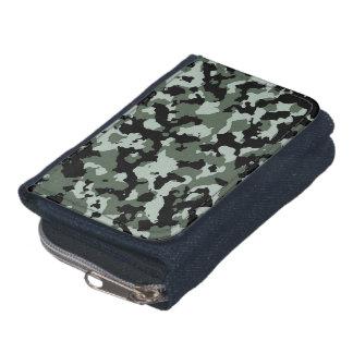 Militärisches grünes Tarnungs-Muster