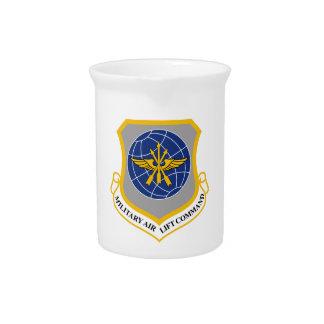 Militärluftbrücken-Befehl (MAC) Getränke Pitcher