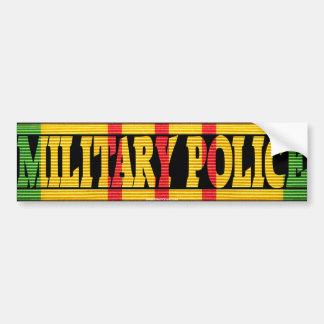 Militärpolizei-Vietnam-Service-Medaillen-Aufkleber Autoaufkleber