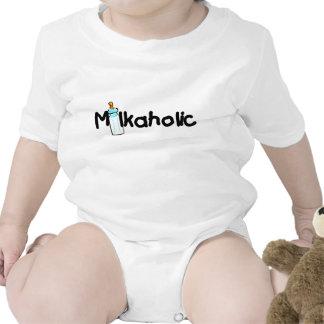 Milkaholic Baby-T - Shirt