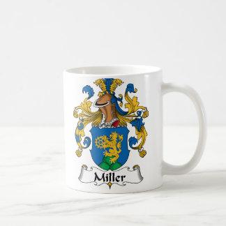 Miller-Familienwappen Tasse