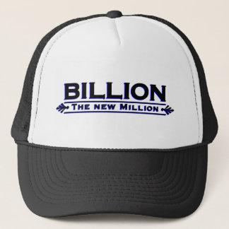 Milliarde das neue Million Truckerkappe