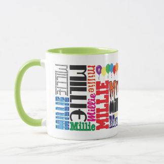 Millie Kaffee-Tasse Tasse