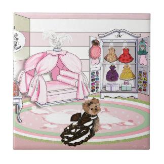 Millie LaRue Franzose-Schlafzimmer Keramikfliese