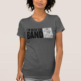"""Million Dollar-Quartett """"ich bin mit dem Band """" T-Shirt"""