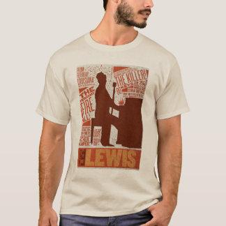 Million Dollar-Quartett-Lewis-Art T-Shirt