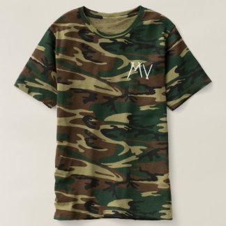 Millivolt-Tarnungs-T - Shirt