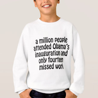 milllion Leute 2 Sweatshirt