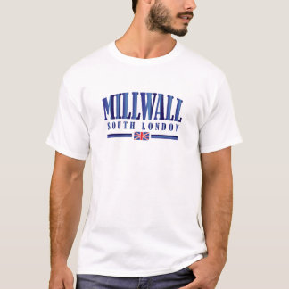 Millwall Südlondon, GB T-Shirt