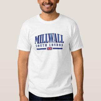 Millwall Südlondon, GB T Shirts
