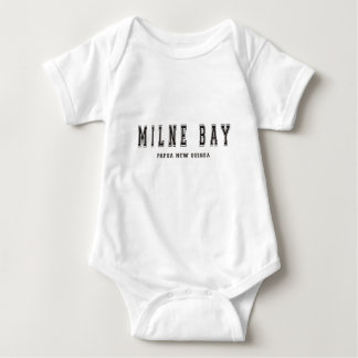Milne Bucht Papua-Neu-Guinea Baby Strampler