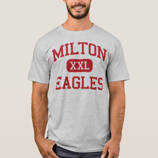 Milton - Eagles - Highschool - Alpharetta Georgia T-Shirt