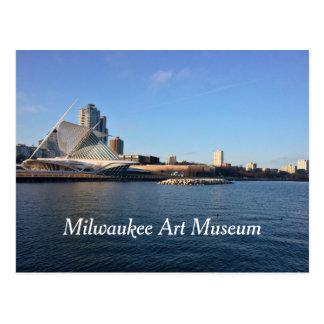 Milwaukee-Kunst-Museum Postkarte