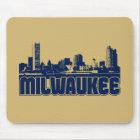 Milwaukee-Skyline Mousepad