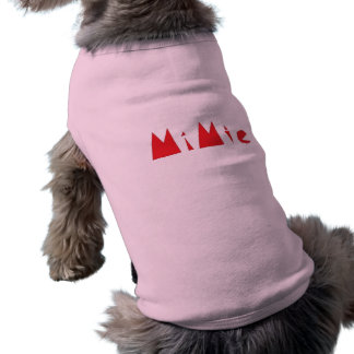 Mimie Entwurf Shirt