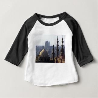 Minarette Ausblick von Sultan-Ali-Moschee Kairo Baby T-shirt