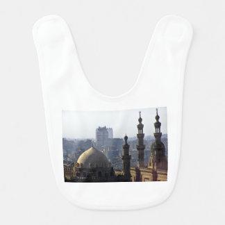 Minarette Ausblick von Sultan-Ali-Moschee Kairo Babylätzchen