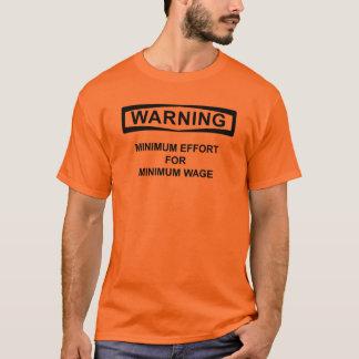 Mindestlohn A T-Shirt