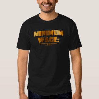 Mindestlohn T Shirts