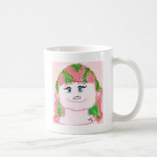 Mindy Pfefferminz Kaffeetasse