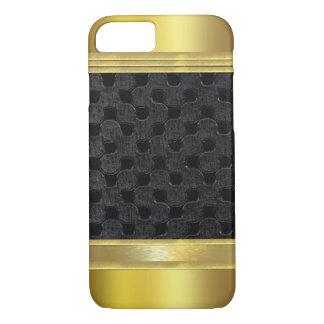 Mineralgold masert iPhone 7 Kasten iPhone 8/7 Hülle