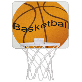 Mini-Basketballkorb für Sportliebhaber Mini Basketball Netz