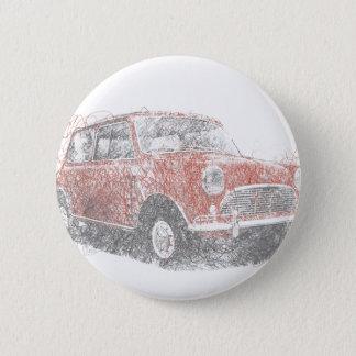 Mini (Biro) Runder Button 5,1 Cm