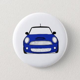 Mini Cooper-Knopf Runder Button 5,7 Cm