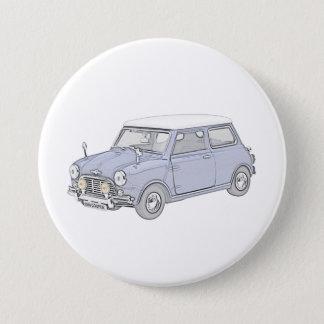 Mini Cooper Runder Button 7,6 Cm