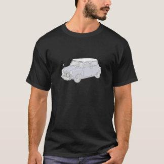 Mini Cooper Vintag-farbig T-Shirt