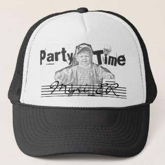 Mini_ER Party Time Truckerkappe