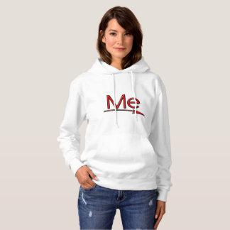 """Mini-Ich """"ich"""" mit Kapuze Sweatshirt"""