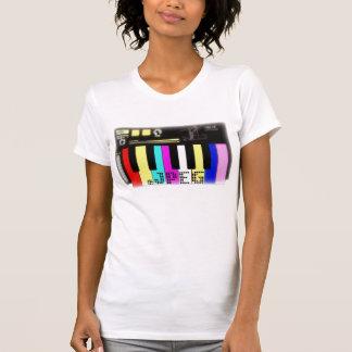 MINI ICH SYNTH (WEISS) (DAS EXKLUSIVE DER FRAUEN) T-Shirt