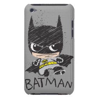 Mini klassische Batman-Skizze Case-Mate iPod Touch Hülle