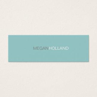 Mini-Visitenkarten