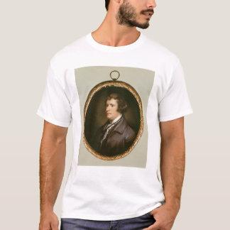 Miniatur von Edmund Burke, 1795 T-Shirt