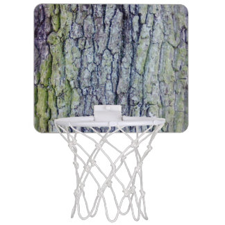 MiniBasketballkorb - Baum-Stamm Mini Basketball Ring