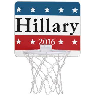 MiniBasketballkorb Hillary 2016 Mini Basketball Netz