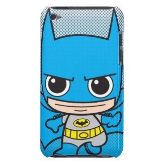 MiniBatman-Laufen Barely There iPod Etuis