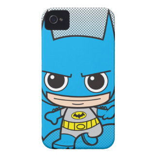 MiniBatman-Laufen iPhone 4 Case-Mate Hülle