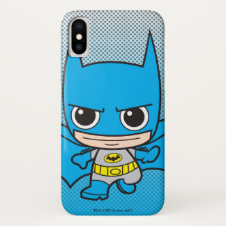 MiniBatman-Laufen iPhone X Hülle